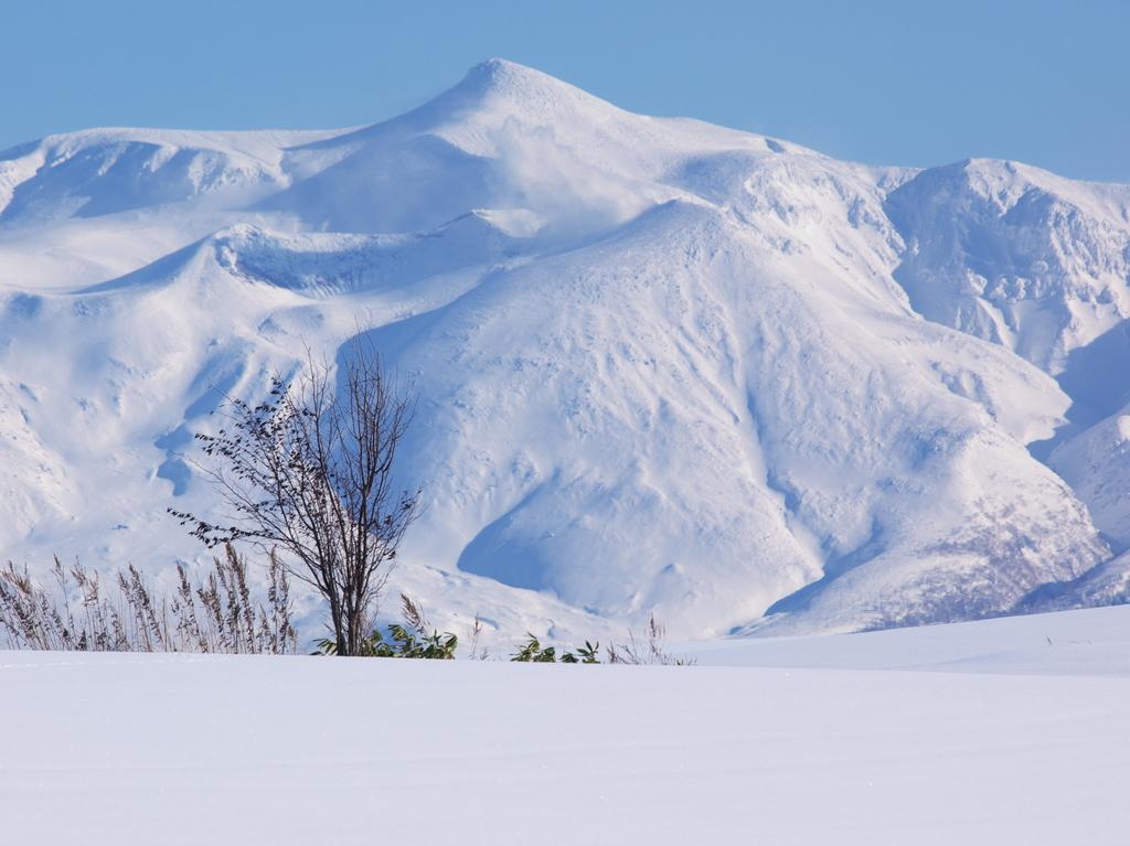 十勝岳ー2009冬