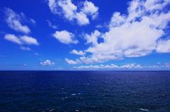 夏、空、雲、海!!