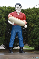 Bunyon's Statue