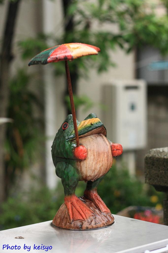 うれしい雨
