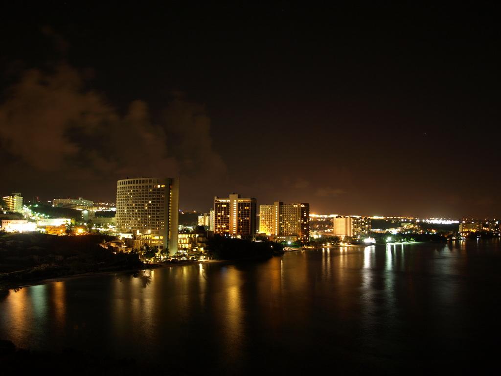 """""""San Vitores Road"""" in Guam -2-"""