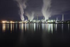魅惑の工場地帯