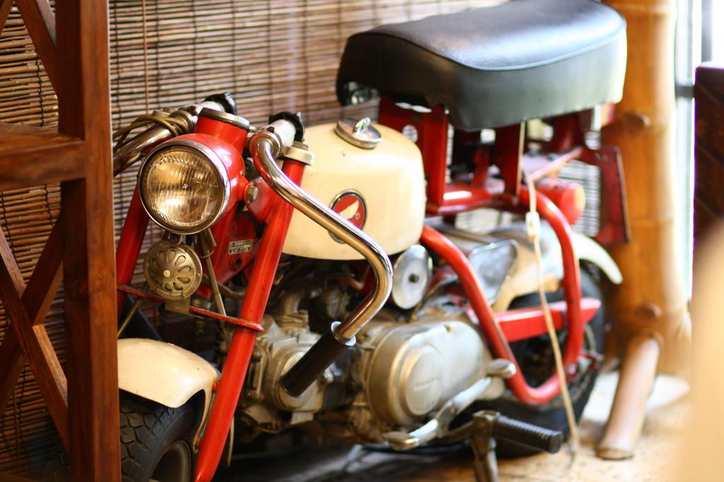レトロバイク