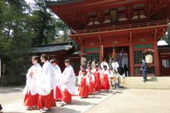 香取神宮 神幸祭