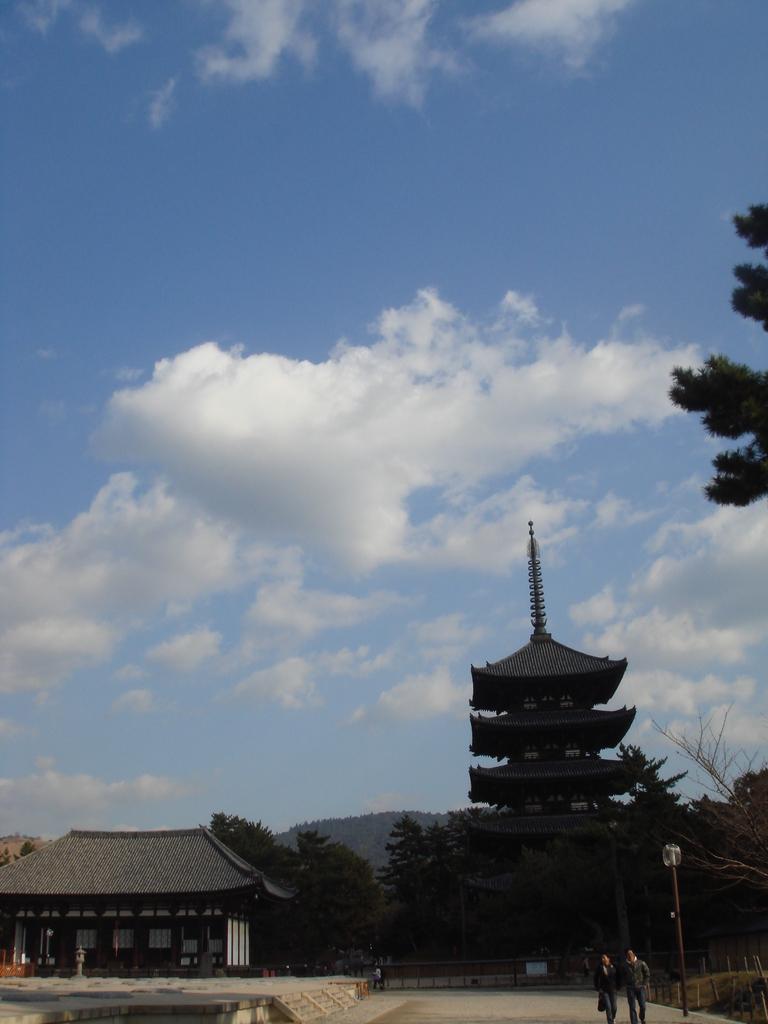 奈良県上陸