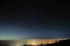 オリオン座流星群②