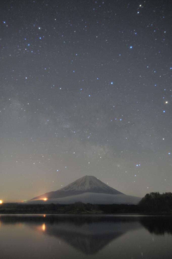 精進湖の星(ソフト)