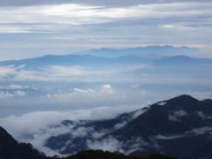 雲、くも、雲、くも、
