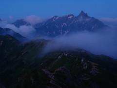 夏秋の燕岳にて(Scene4/40)