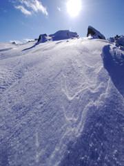 冬の北横岳にて(Scene25/40)