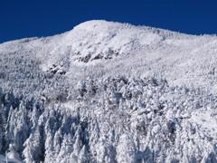 冬の北横岳にて(Scene1/40)