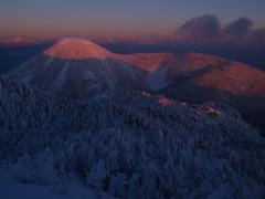 冬の北横岳にて(Scene9/40)