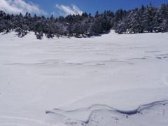 冬の北横岳にて(Scene28/40)