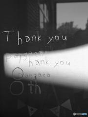 感謝のモノクローム