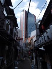 にんじん塔