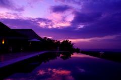Balangan of the dusk