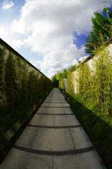 Passage to the Villa