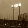 National Stadium(セピア)