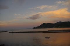虹の日本海