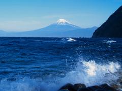 伊田より富士