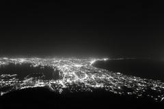 函館山からの夜景3