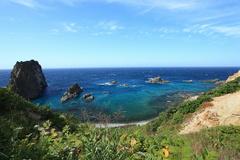 島武意海岸3