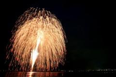 諏訪湖花火大会2008(10)