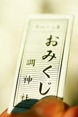 おみくじ調神社