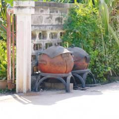 Trash containers (Khon Kaen)