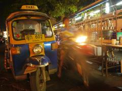 Tuktuk Taxi (Khon Kaen)