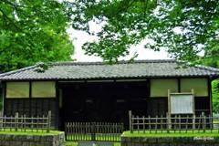 岩槻城黒門