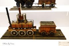 鉄道博物館の展示模型 Ⅶ