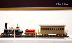 鉄道博物館の展示模型 Ⅱ