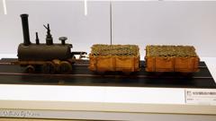 鉄道博物館の展示模型  Ⅰ