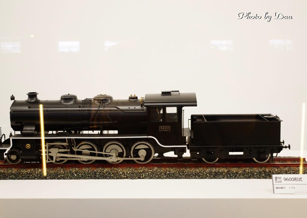 鉄道博物館の展示模型 Ⅹ