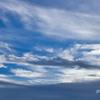 折り重なる雲