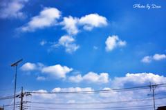 8月14日の空