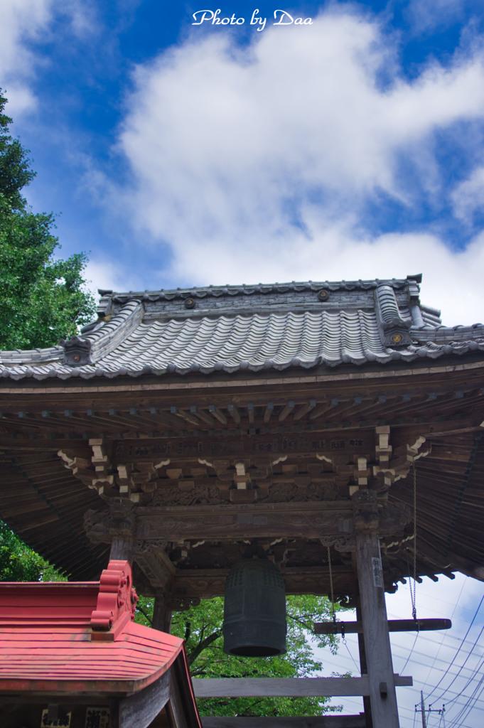 慈恩寺の鐘