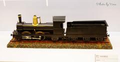 鉄道博物館の展示模型 Ⅳ