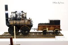 鉄道博物館の展示模型 Ⅷ