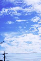8月13日の空