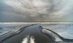 海への水路