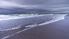 冬の海 のような