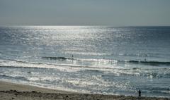 輝く海 2