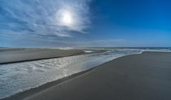 海への道のり