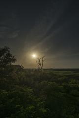 陽が沈む時 2