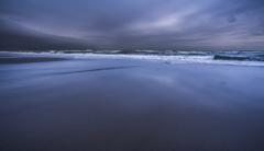冬の海 4