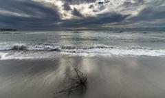 冬の海らしく 3