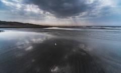 6月の海 2