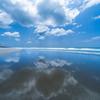 いつもの海岸、いつもの青空